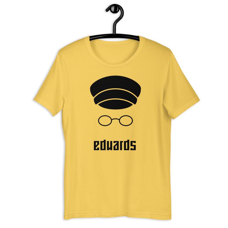 EDUARDS Short-Sleeve Unisex T-Shirt