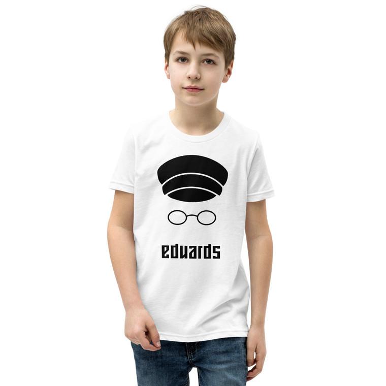 EDUARDS Youth Short Sleeve T-Shirt