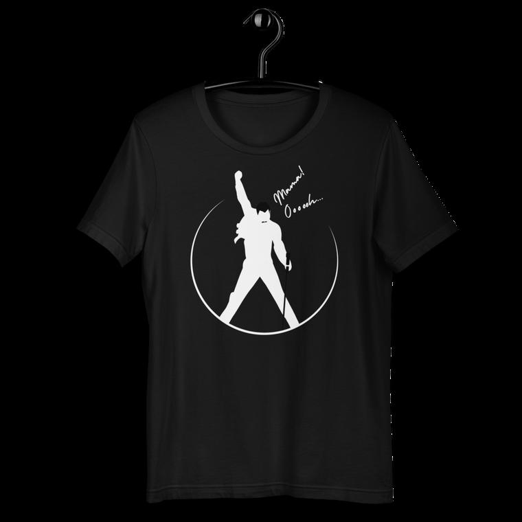 MAMA! Short-Sleeve Unisex T-Shirt BLACK
