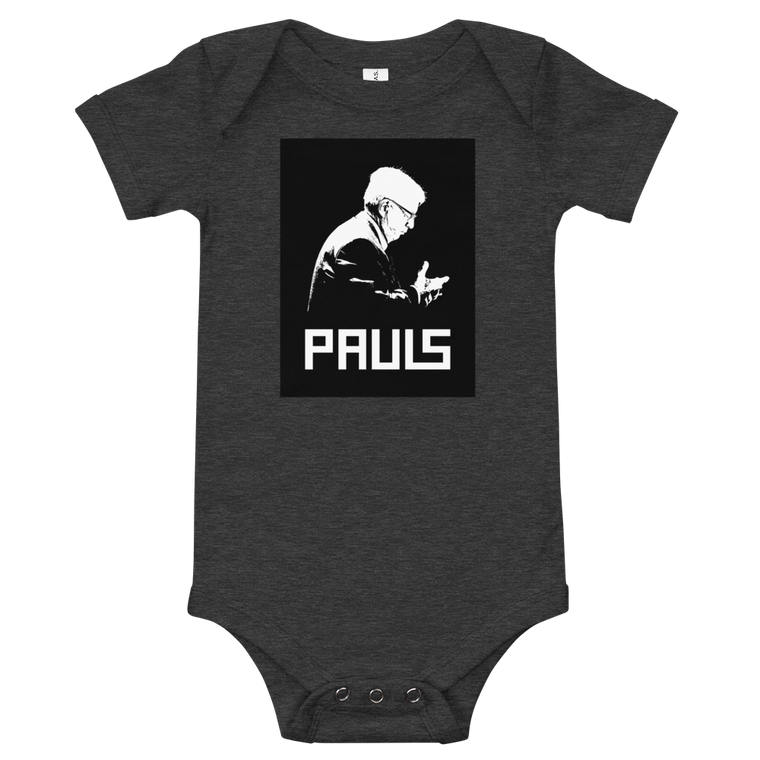 PAULS Baby short sleeve one piece