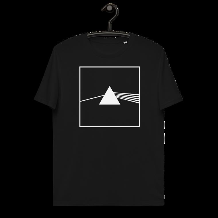 D.S.O.TM. Unisex organic cotton t-shirt WHITE PRINT