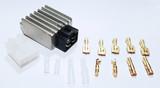 New Piston Ported 12V Regulator/Rectifier Kits and Plug Kits
