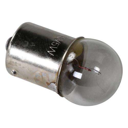 Bulb (Taillight or Pilot, 6 Volt 5 watt)