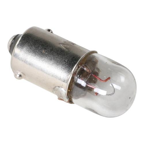 Speedometer Bulb (12 volt pilot); VNX, VSX
