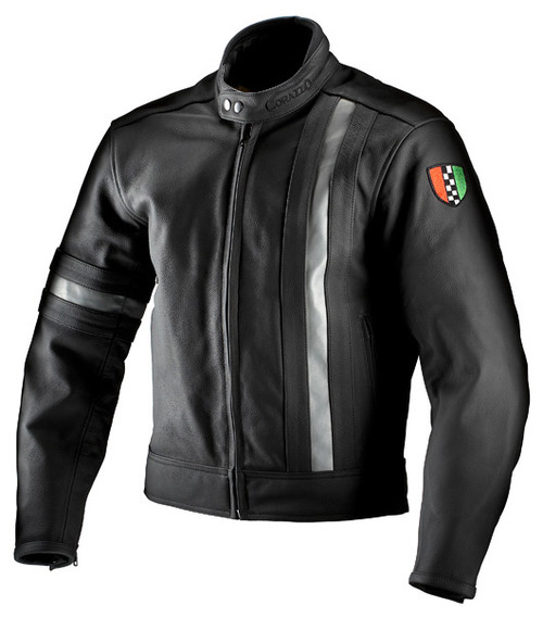 Men's Corazzo 5.0 Leather Jacket