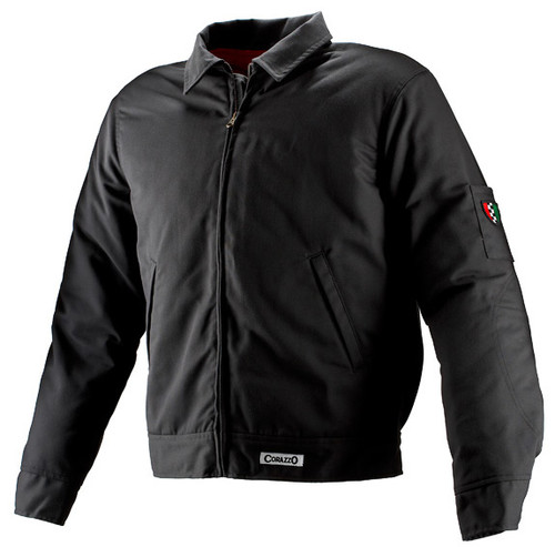 Men's Corazzo Shop Jacket in Black