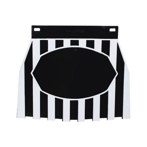 Mudflap (Black & White)