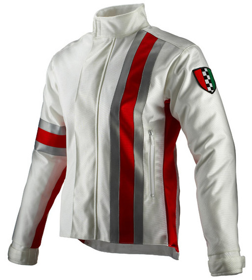 Women's Corazzo 5.0 White/Red-XXL