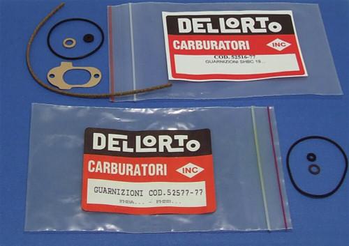 16/16 SI Carb Gasket Set; V5A, V9A, VMA1