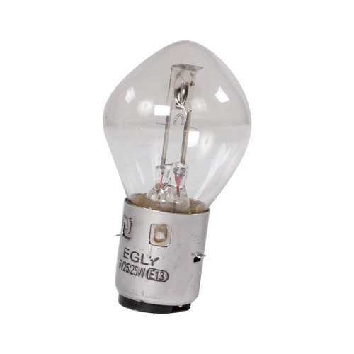 Headlamp Bulb (6 Volt 25/25 Watt)