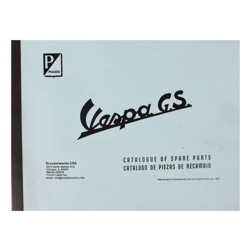 Parts Manual - VS1 to VSB (GS)