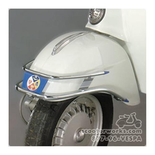 Cuppini, Front Bumper (Blue Trim); VSE, VSB