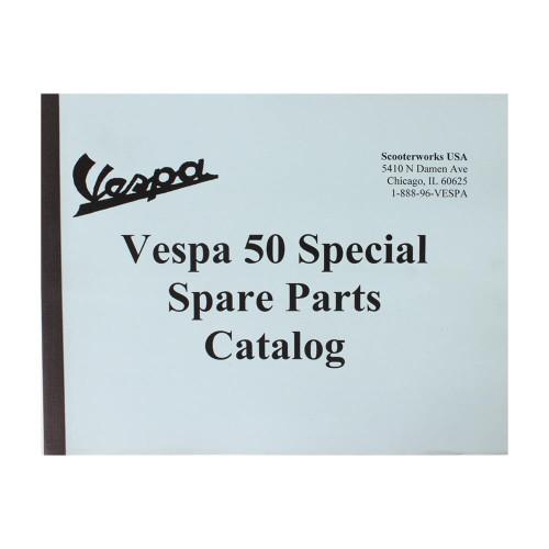 Parts Manual - 50 Special