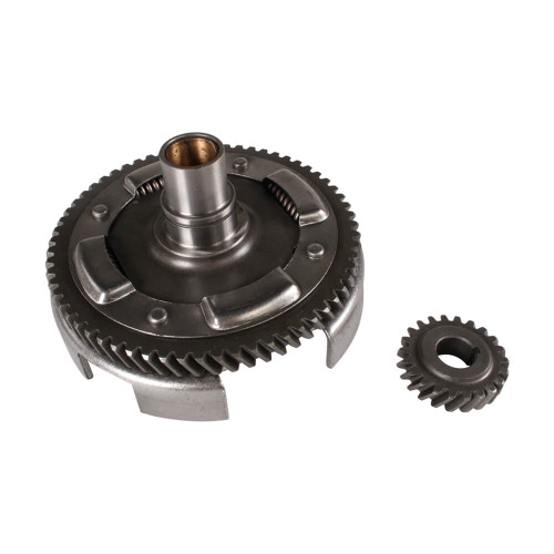 Clutch Gear Assembly (Includes Crank Gear); V9A (primaries)