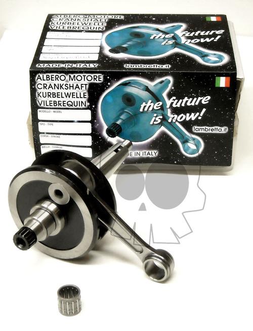 Lambretta.it Crankshaft-Race GP/DL 58x107
