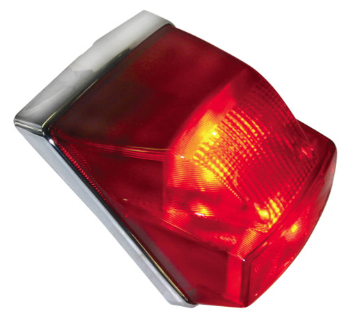 Taillight Assembly ( Chrome ) ;  2001 PX