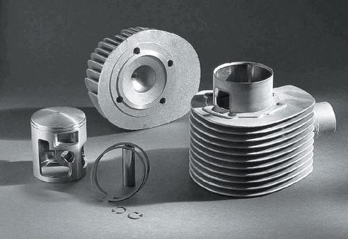 Cylinder Kit, Pinasco - VSX VSE (213cc)
