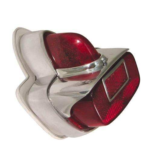 Acorn Style Taillight (Metal); VNA, VNB, VBB, VSB, VS5