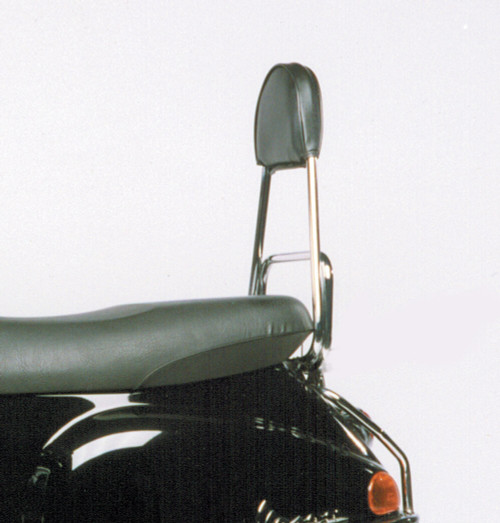 Cuppini Backrest (Fits Cuppini Rear Racks); Vespa ET, LX