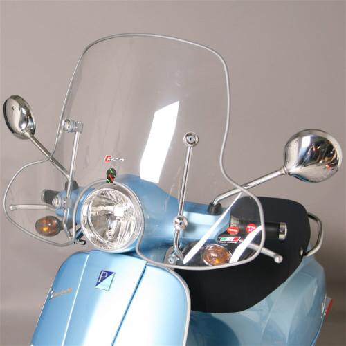 Faco, Windscreen (Mid Size); Vespa LX