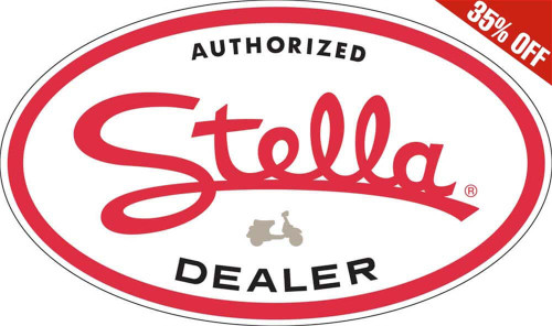Sign (Oval, Authorized Stella Dealer)