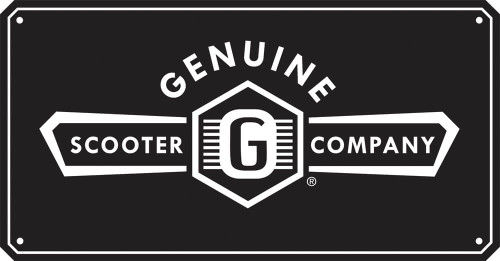 Sign (Rectangle, Genuine Scooter Company)