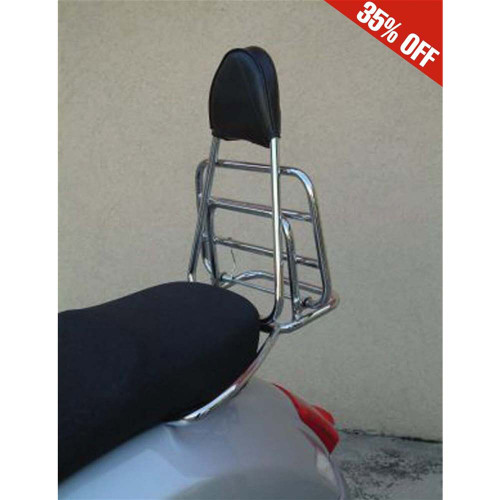 Cuppini, Backrest (Fits Cuppini Rack); Vespa GTS250