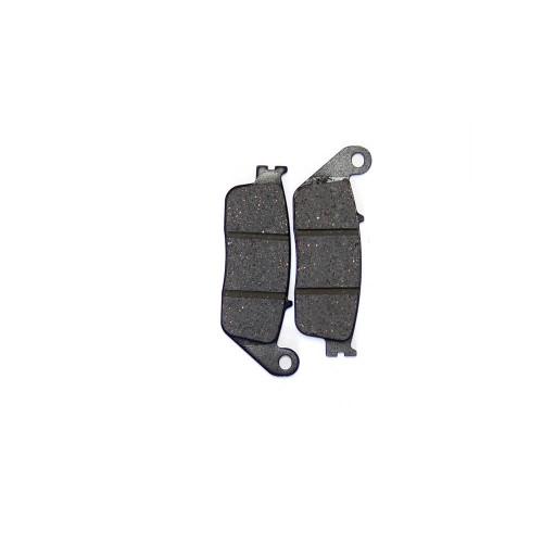 Brake Pads (101 x 39 x 9.8); Kymco, Honda