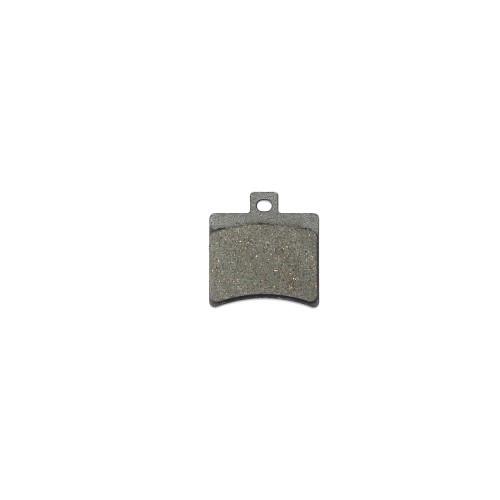 Brake Pads (50.96 x 53.4 x 9.5mm) ; Aprilia, Malaguti