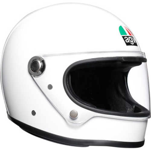 AGV Legends X3000 Helmet in Gloss White