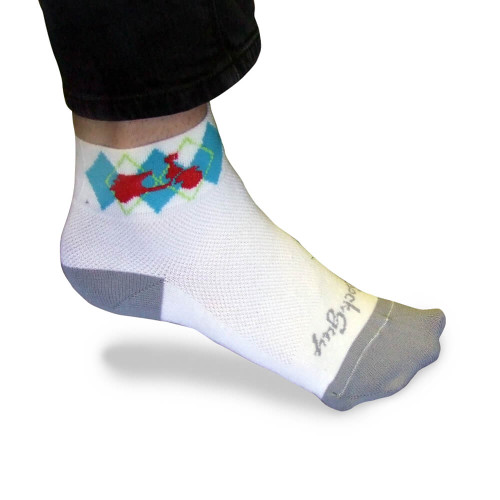 Scooter Style Socks (short)