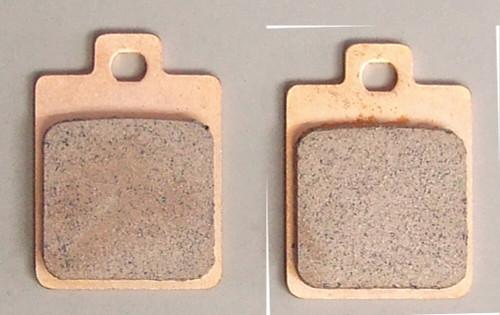Malossi, Brake Pads (MHR Sintered); Vespa LX150, ET2, ET4