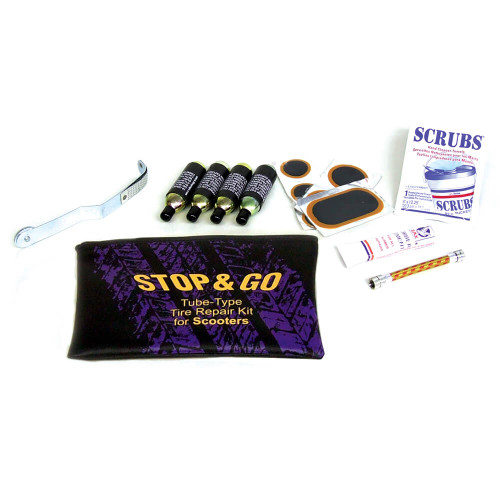 Prima Tire Repair Kit (Tube Type Tire)