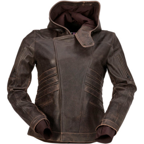 Women's Z1R Indiana Brown Jacket