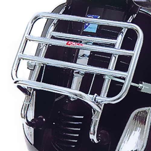 Faco Front Rack (Chrome), Vespa S 50, S 150