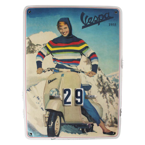 Calendar (Alpine Lady, Perpetual)