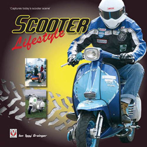 Scooter Lifestyle Book
