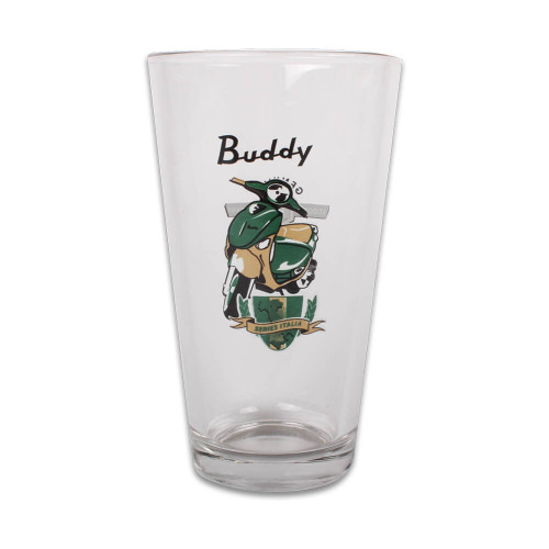 Pint Glass (Buddy Italia)