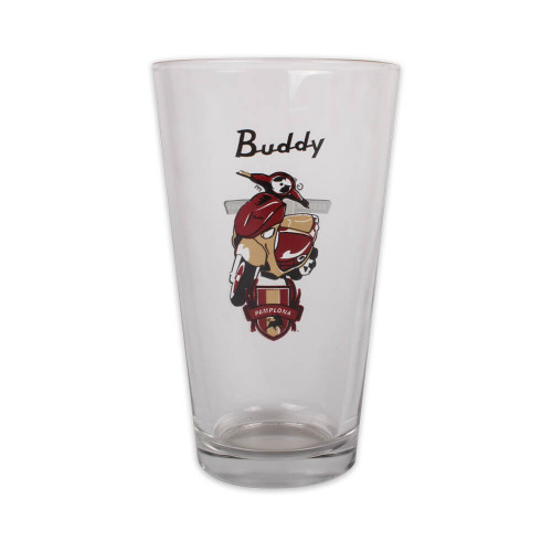 Pint Glass (Buddy Pamplona)