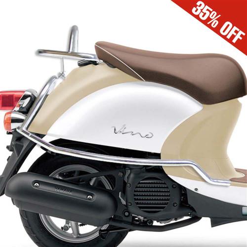 Prima  Cowl Protectors (Chrome); Yamaha Vino 50 4T
