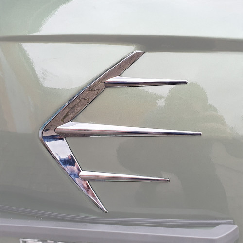 Cowl Flash Accent (Left Side); Royal Alloy GT150