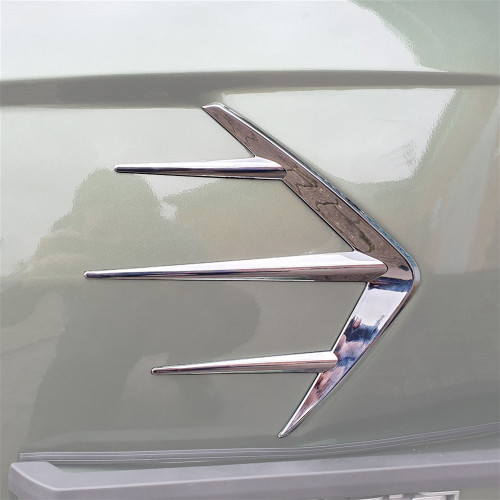 Cowl Flash Accent (Right Side); Royal Alloy GT150
