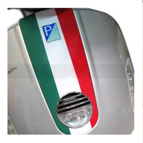 Horncast Flag Sticker ( Italian ) GTS