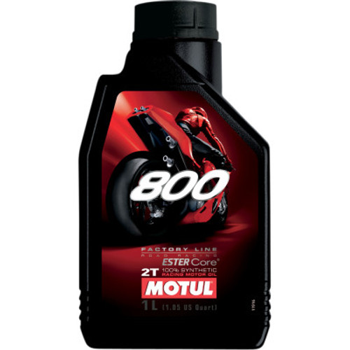 Motul 800 2T Road 2-Stroke Oil