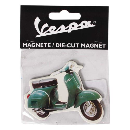 Magnet  (Green Vespa Special)