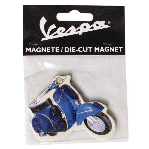 Magnet (Dk Blue Vespa S.S.)