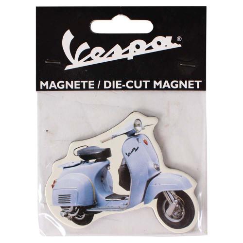 Magnet (Lt Blue Vespa Super)