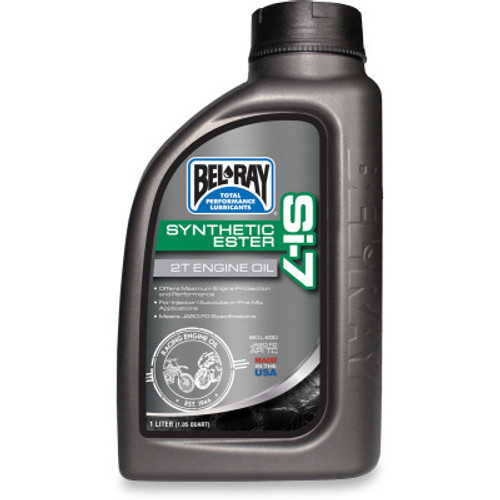 Bel-Ray Si-7 Synthetic 2-Stroke Oil