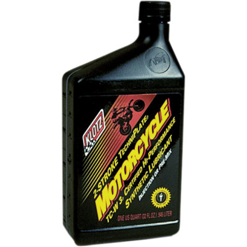 Klotz Techniplate Synthetic TC-W 3 2-Stroke Oil