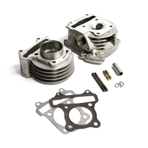 Blue Line Big Bore Kit w/ Head (72cc, 64mm Valves); QMB139